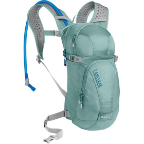 CamelBak Magic Pack Hidratación 5l+2l Mujer, mineral blue/blue haze